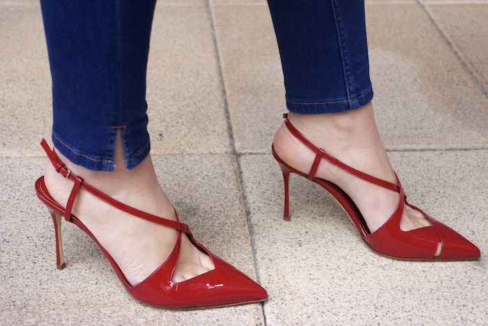 Coast coat sergio rossi stilettos zara top angel schlesser bag paula fraile amaras la moda6