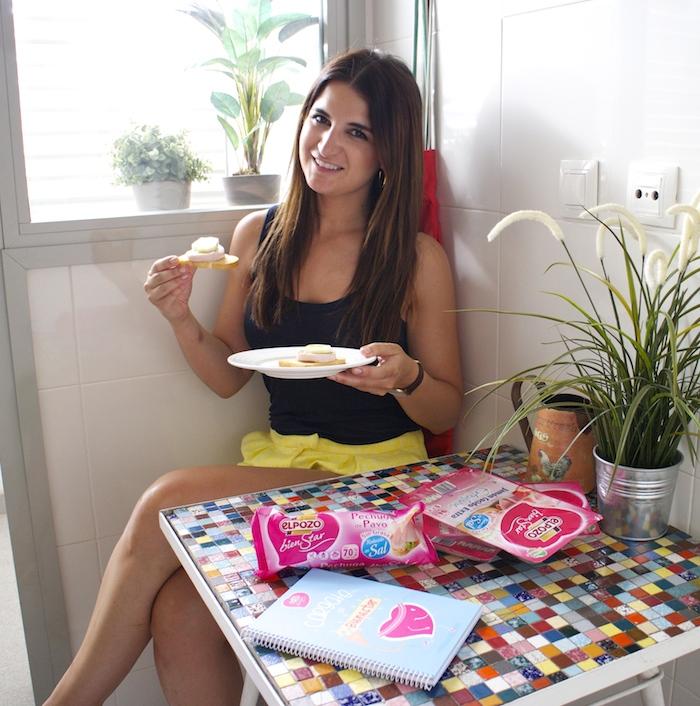 El Pozo #ActitudBienStar amaras la moda Paula Fraile