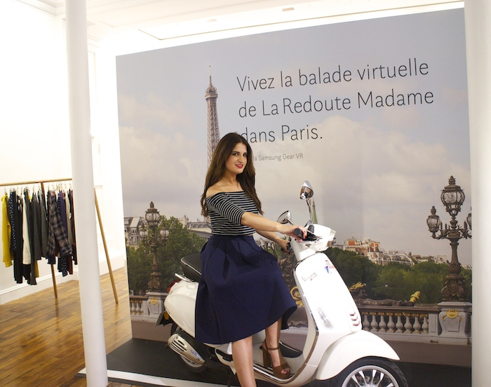 pressday La Redoute Paris Amaras la moda Paula Fraile.7