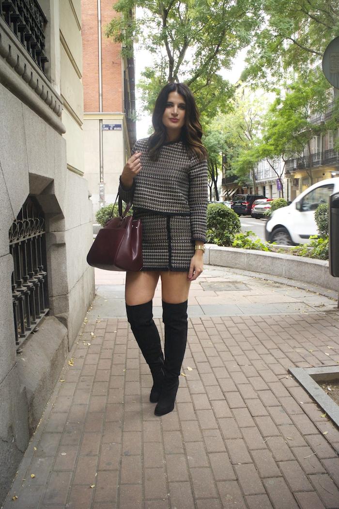 zara-top-and-skirt-over-the-knee-boots-justfab-la-redoute-bag-and-trench-amaras-la-moda-paula-fraile7