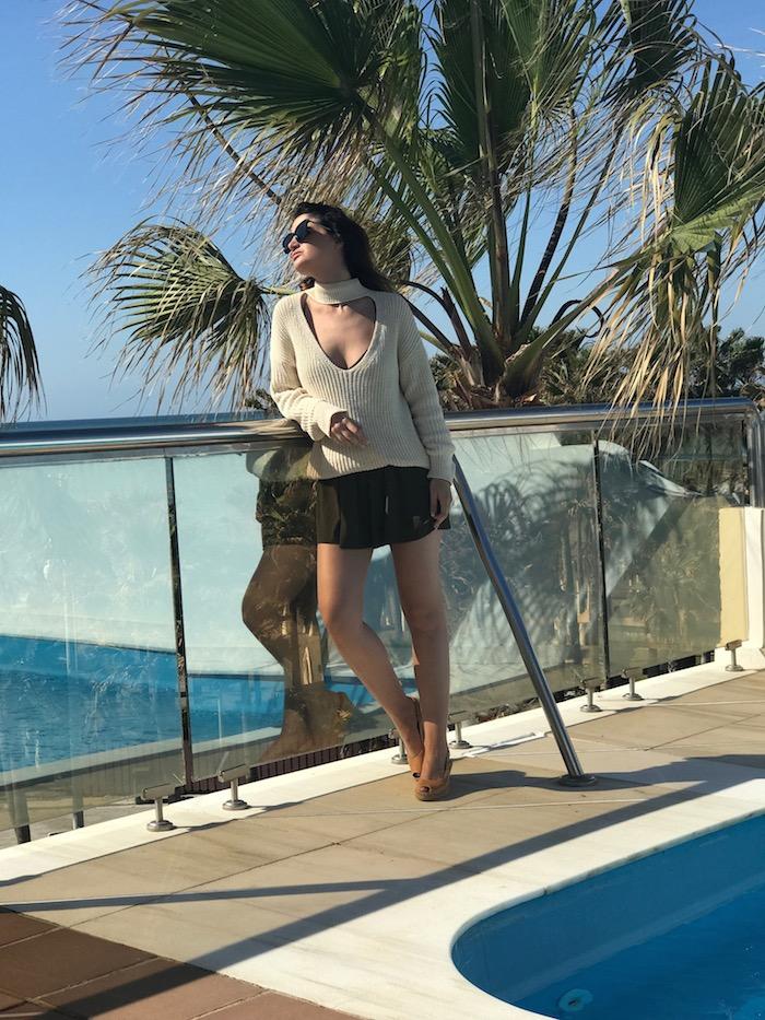 hotel iberostar Costa del sol amaras la moda paula fraile10