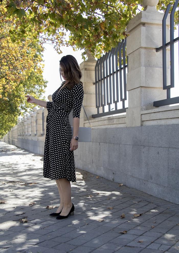 reloj henry london vestido dolores promesas paula fraile amaras la moda Nicholas Kirkwood4