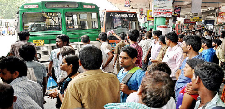 APSRTC Increases Bus Fares On All Services
