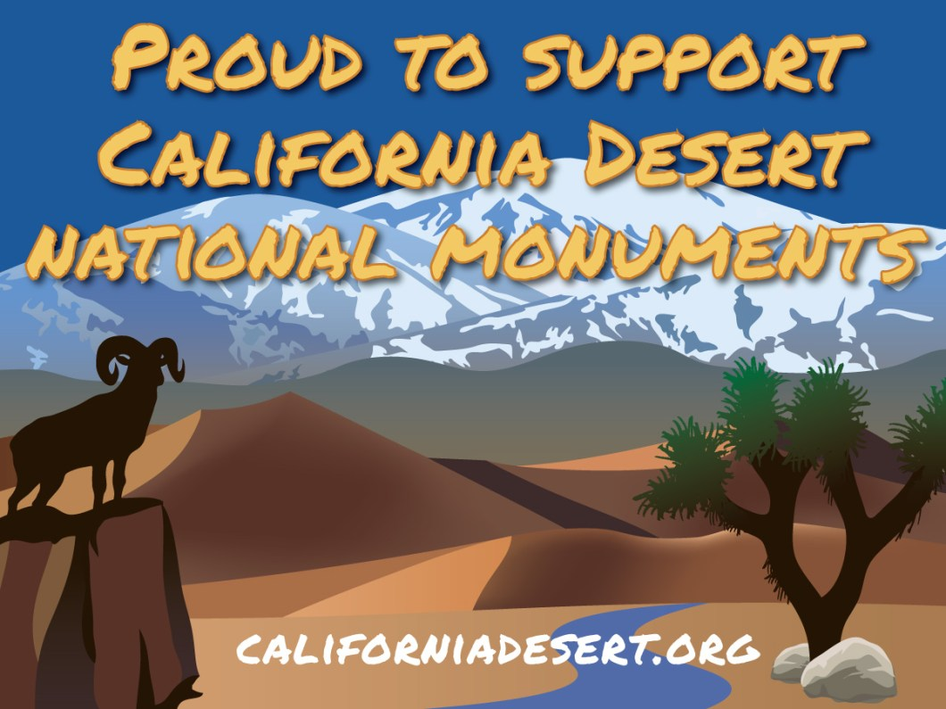 California Desert Conservation and Recreation Act