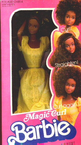 Michelles Barbie Pages Ethnic Dolls Africa
