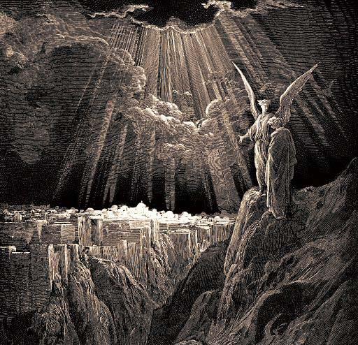 Nuovi Cieli e  Nuova Terra: Gerusalemme Celeste