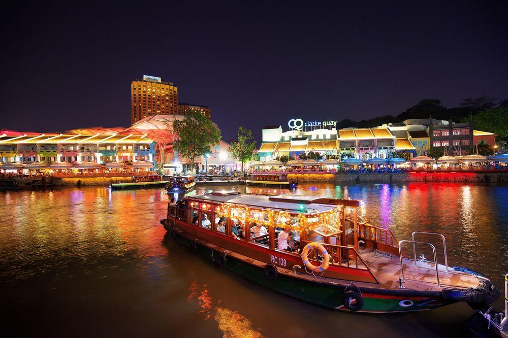 ที่เที่ยวสิงคโปร์กลางคืน