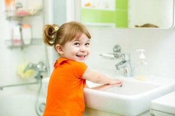 ล้างมือ เป็นหวัด ลูกป่วย