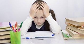 ภาวะเครียดในเด็ก