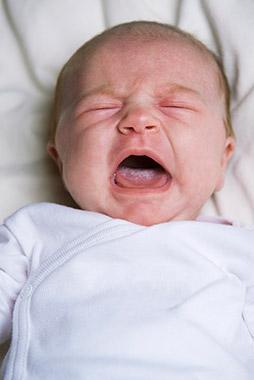 อาการของทารกแรกเกิด