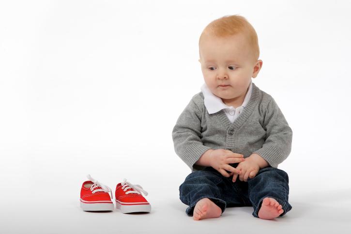 เลือกรองเท้าให้ลูก