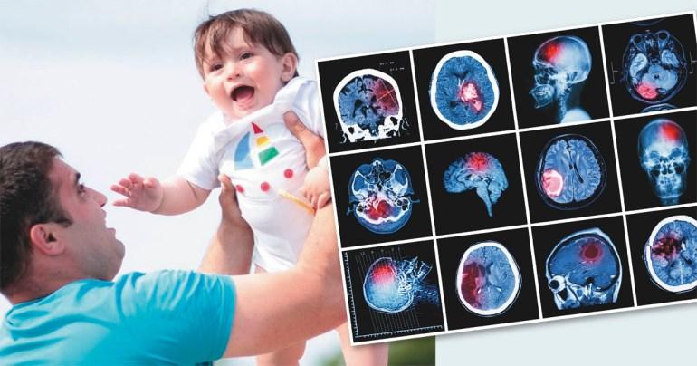 กิจกรรมเล่นกับลูก เสี่ยงกระทบสมอง