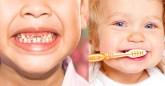 แปรงฟันลูก