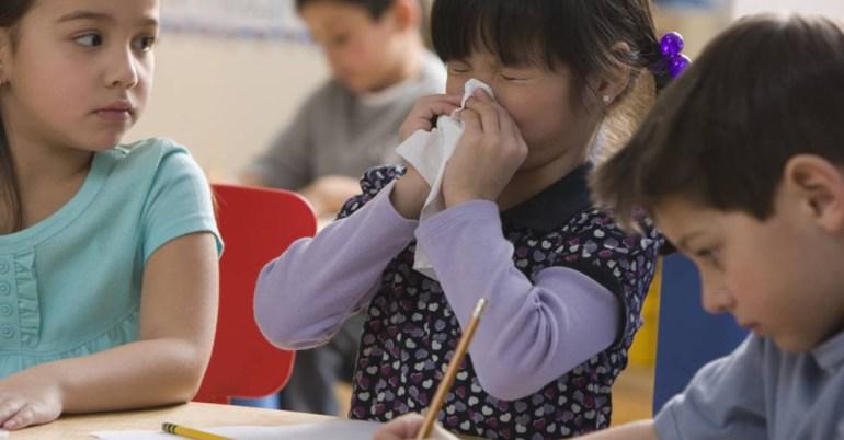 โรคติดเชื้อในเด็ก