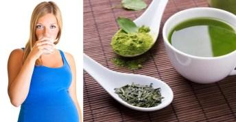 คนท้องดื่มชาเขียวได้ไหม?
