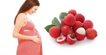 กินลิ้นจี่ตอนท้อง