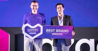 โฟร์โมสต์คว้ารางวัล BEST BRAND AWARD