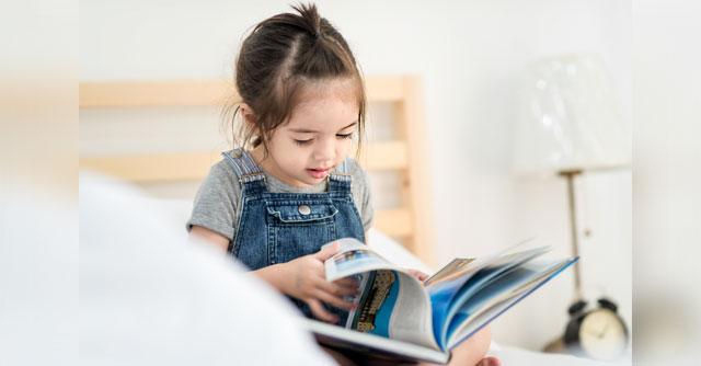 ลูก 5 ขวบ อ่านหนังสือไม่ได้