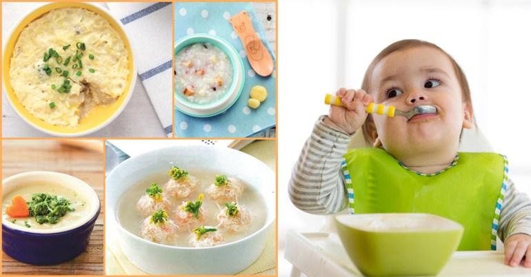 เมนูอาหารเด็ก 10 เดือน
