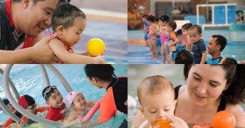 พาลูกเรียนว่ายน้ำที่ไหนดี