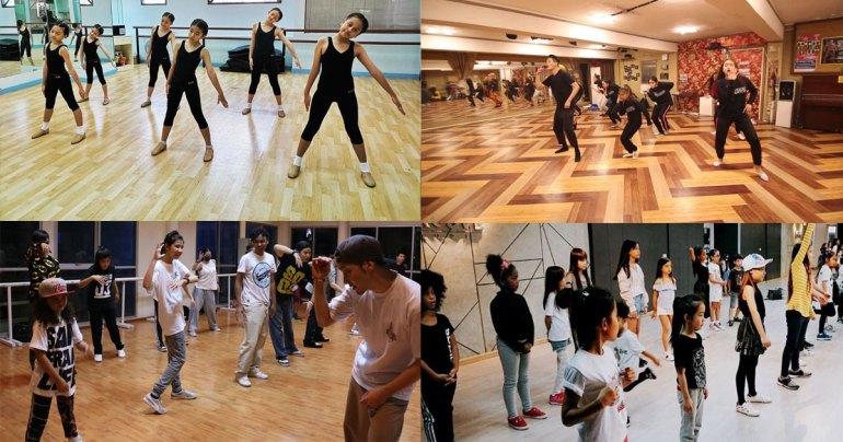 เรียนเต้นที่ไหนดี