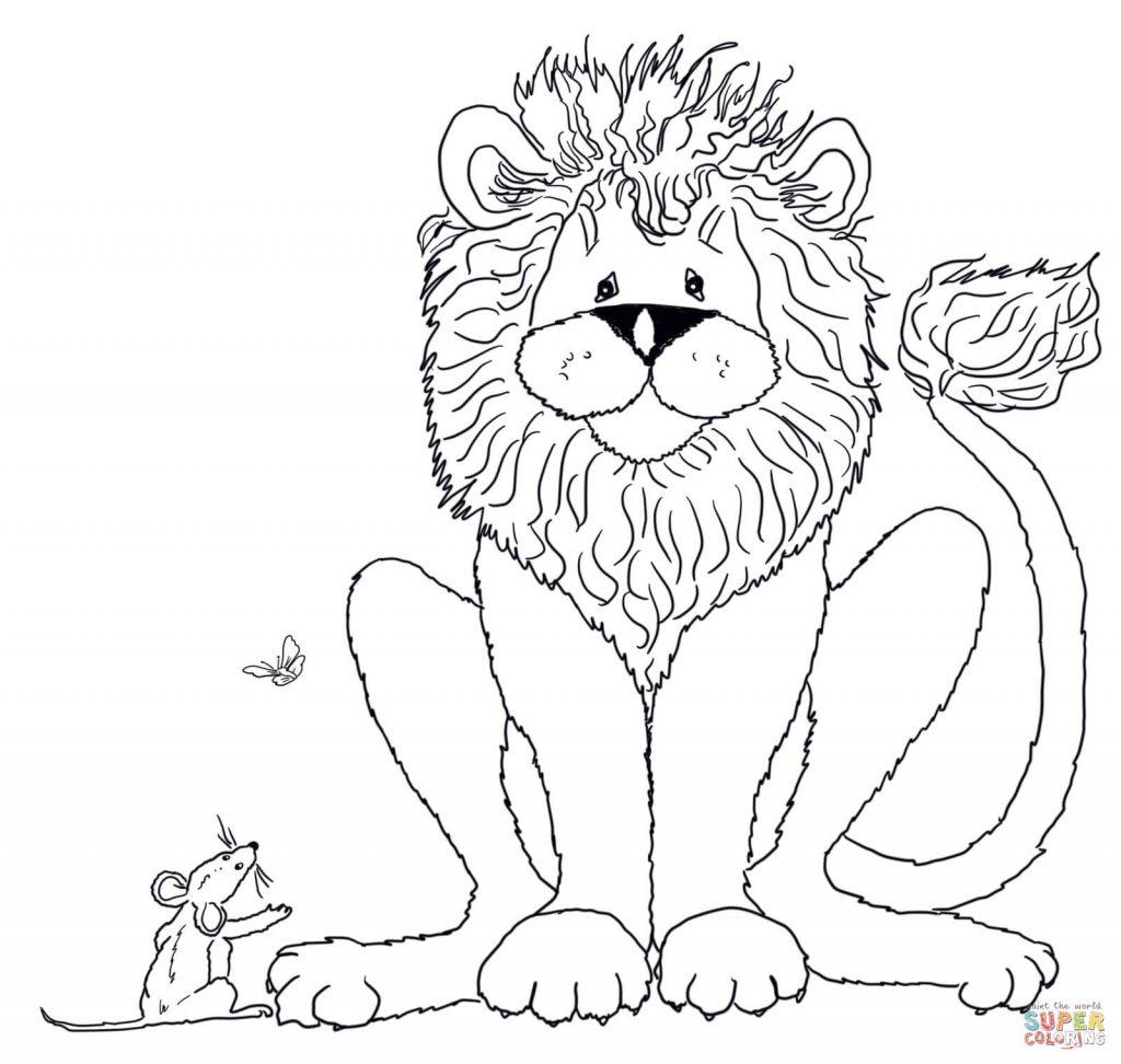 สิงโตกับหนู
