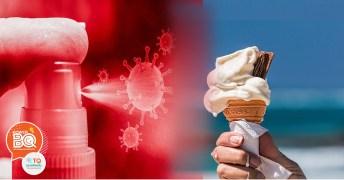 ไอศกรีม ปนเปื้อน เชื้อไวรัสโคโรนาจากจีน