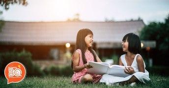 สอนลูกให้ชอบอ่าน
