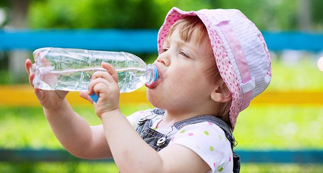 ภาวะขาดน้ำในเด็ก