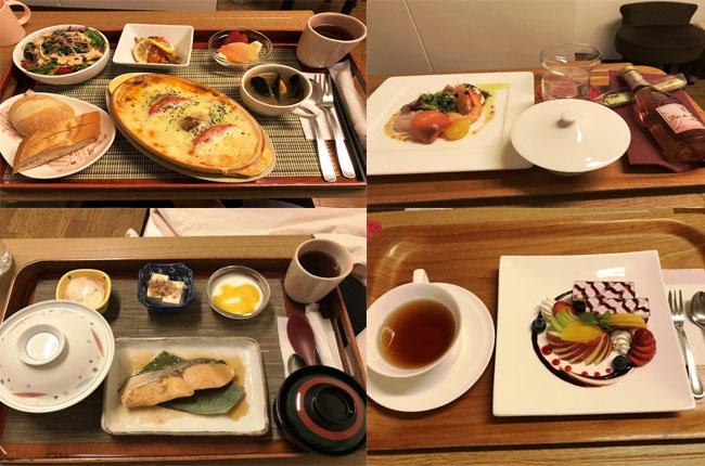 เมนูอาหารหลังคลอดของแม่ญี่ปุ่น