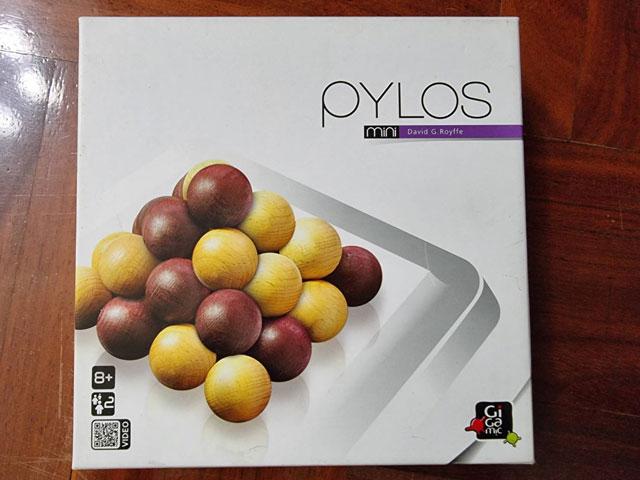 เกมส์ไม้ Pylos