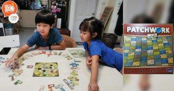 บอร์ดเกม patchwork