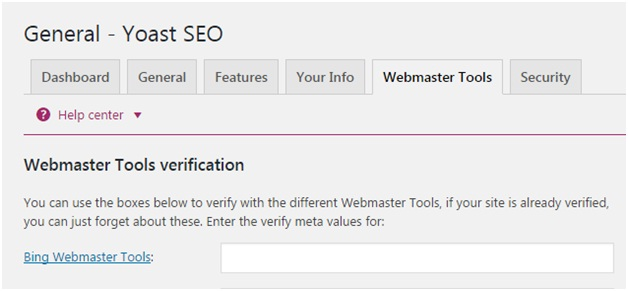 verify website in bing webmaster_yoast_seo_002
