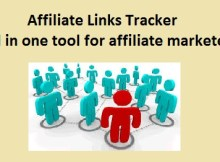 Affiliate Links tracker