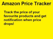 Amazon price tracker Feature image