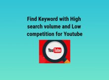 Find keywords for Youtube feature image