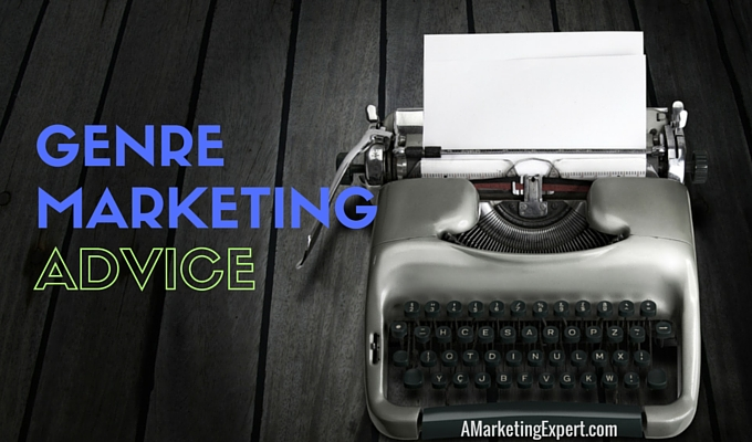 Genre Marketing Advice | Book Marketing | Author Marketing Experts