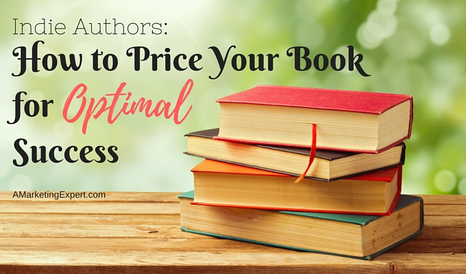 Indie Authors: How to Price Your Book for Optimal Success