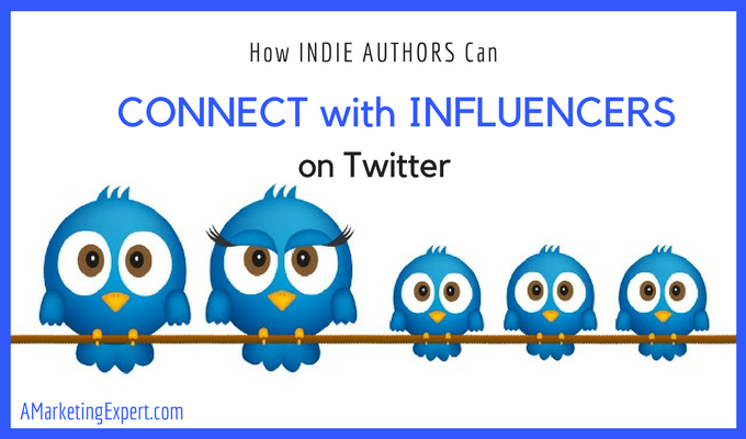 How Indie Authors Can Connect With Influencers on Twitter
