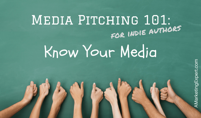 Media Pitching 101: Know Your Media | AMarketingExpert.com