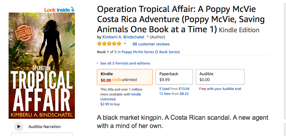 Operation Tropical Affair