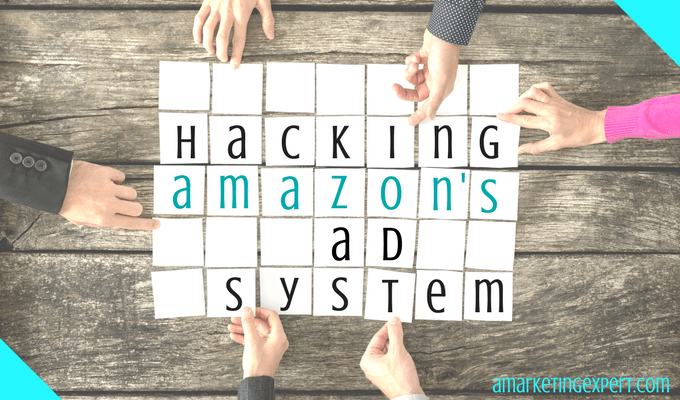 Hacking Amazon's Ad System | Author Marketing Experts, Inc