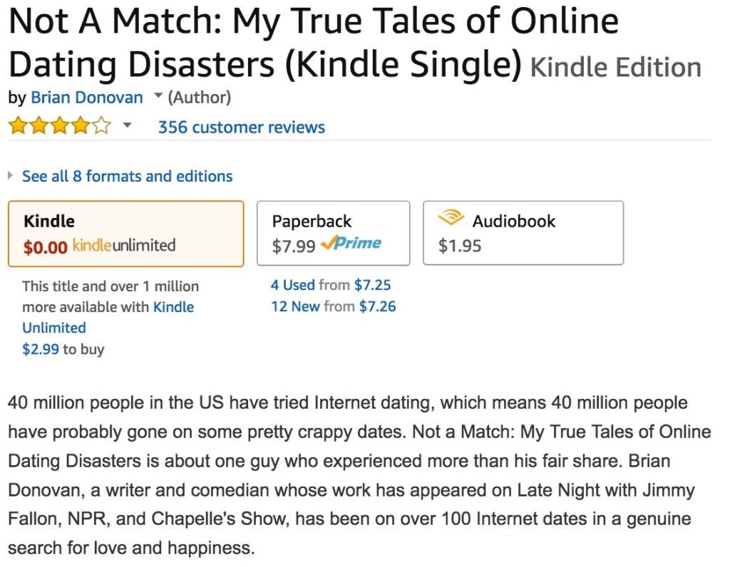 Amazon Author Central Book Page | AMarketingExpert.com