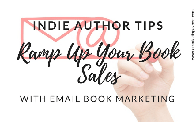Ramp Up Your Book Sales with Email Book Marketing