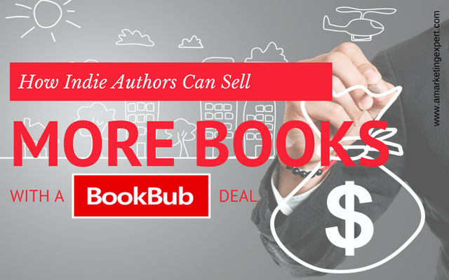 How Indie Authors Can Sell More Books with a Bookbub Deal