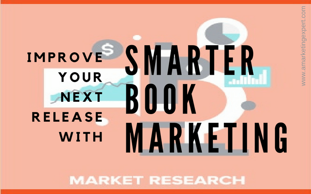 improve your next release with smarter book marketing author