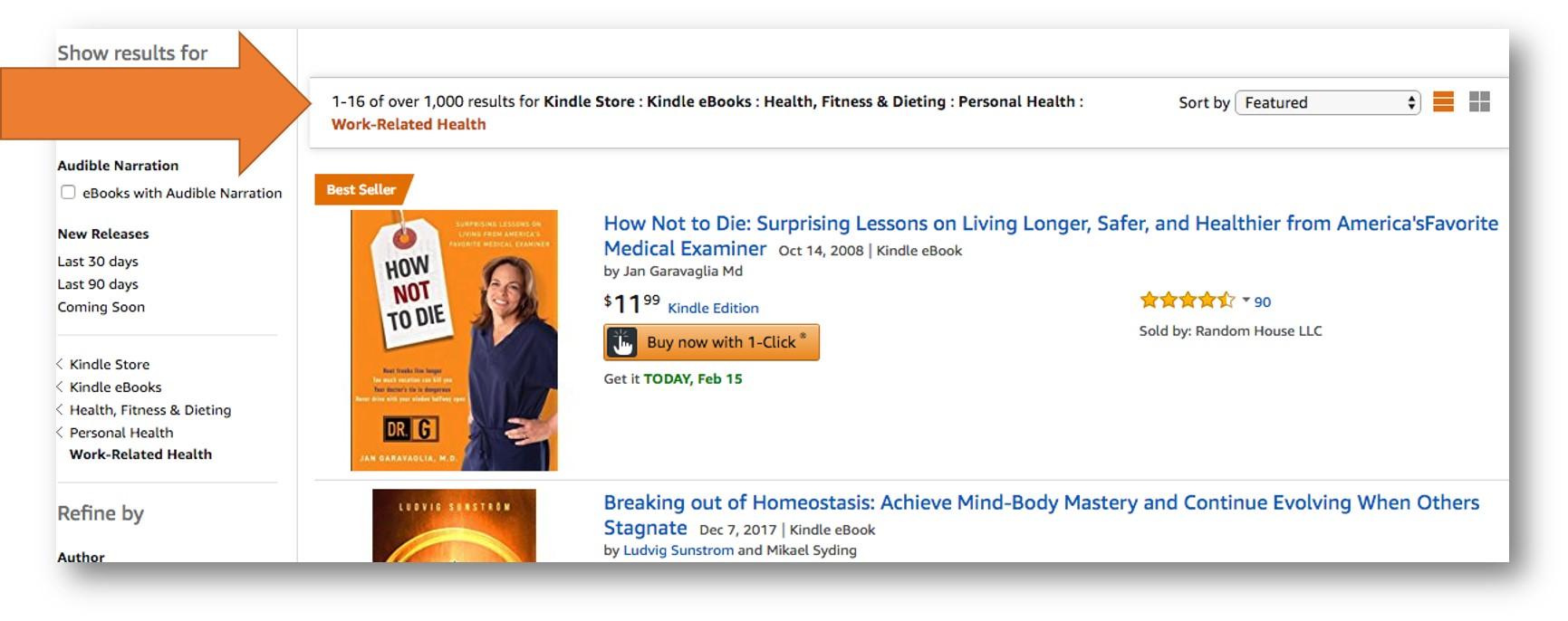 Amazon Categories to Maximize Book Sales | AMarketingExpert.com