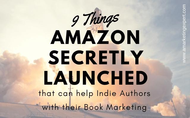 9 Things Amazon Secretly Launched | AMarketingExpert.com