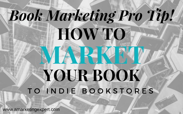 Book Marketing Pro Tip! How to Market Your Book to Indie ...