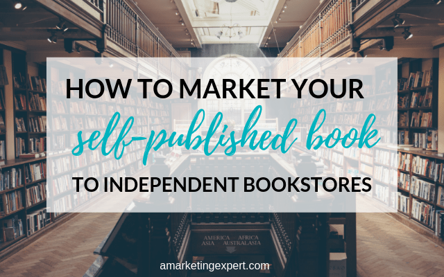 How to get into independent bookstores